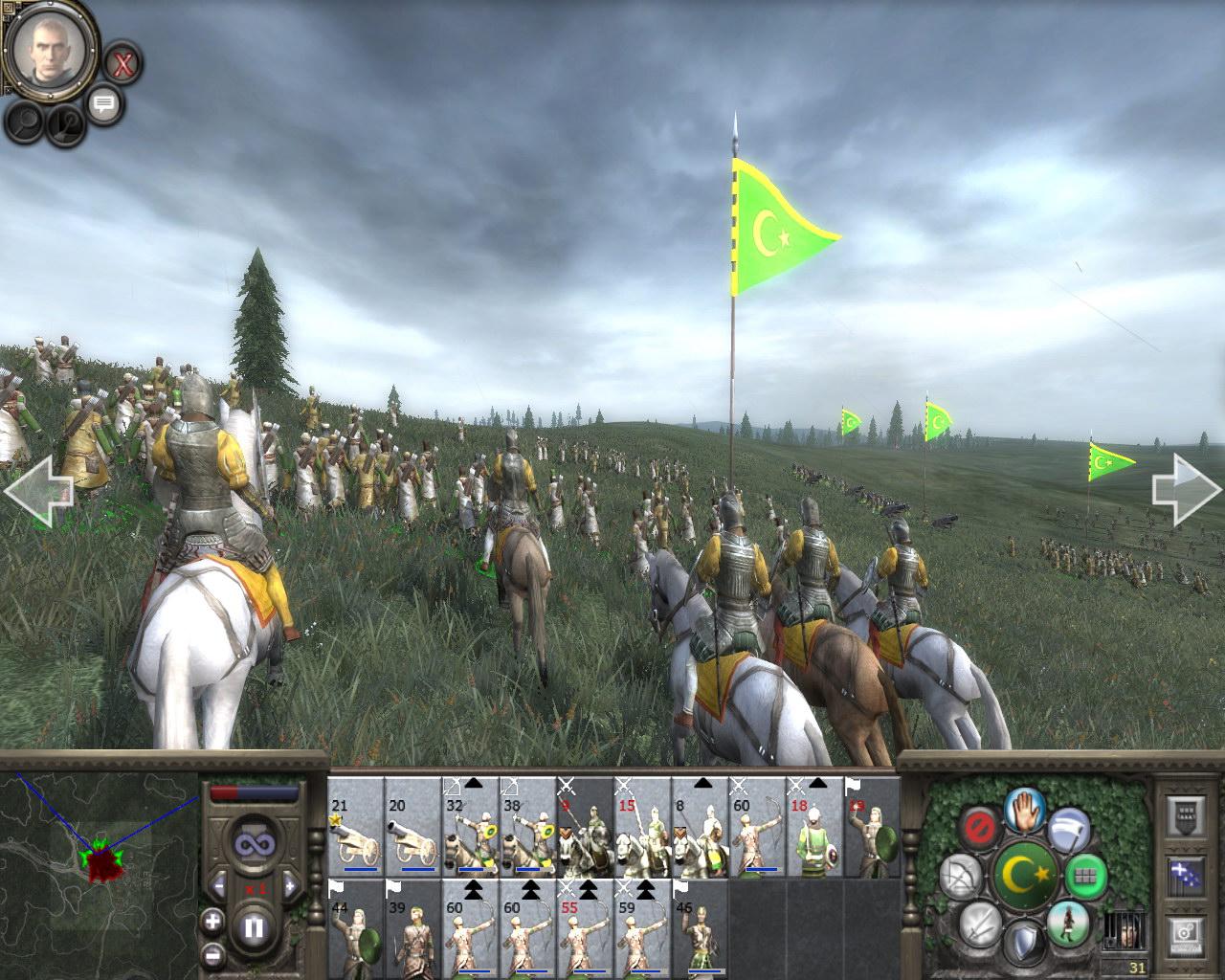 Коды к игре Napoleon Total War
